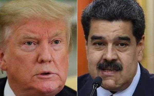 EE UU suspende los vuelos desde y hacia Venezuela