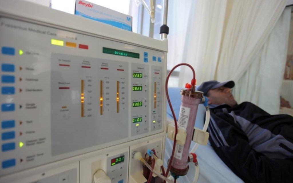 Movilización nacional por los pacientes en diálisis