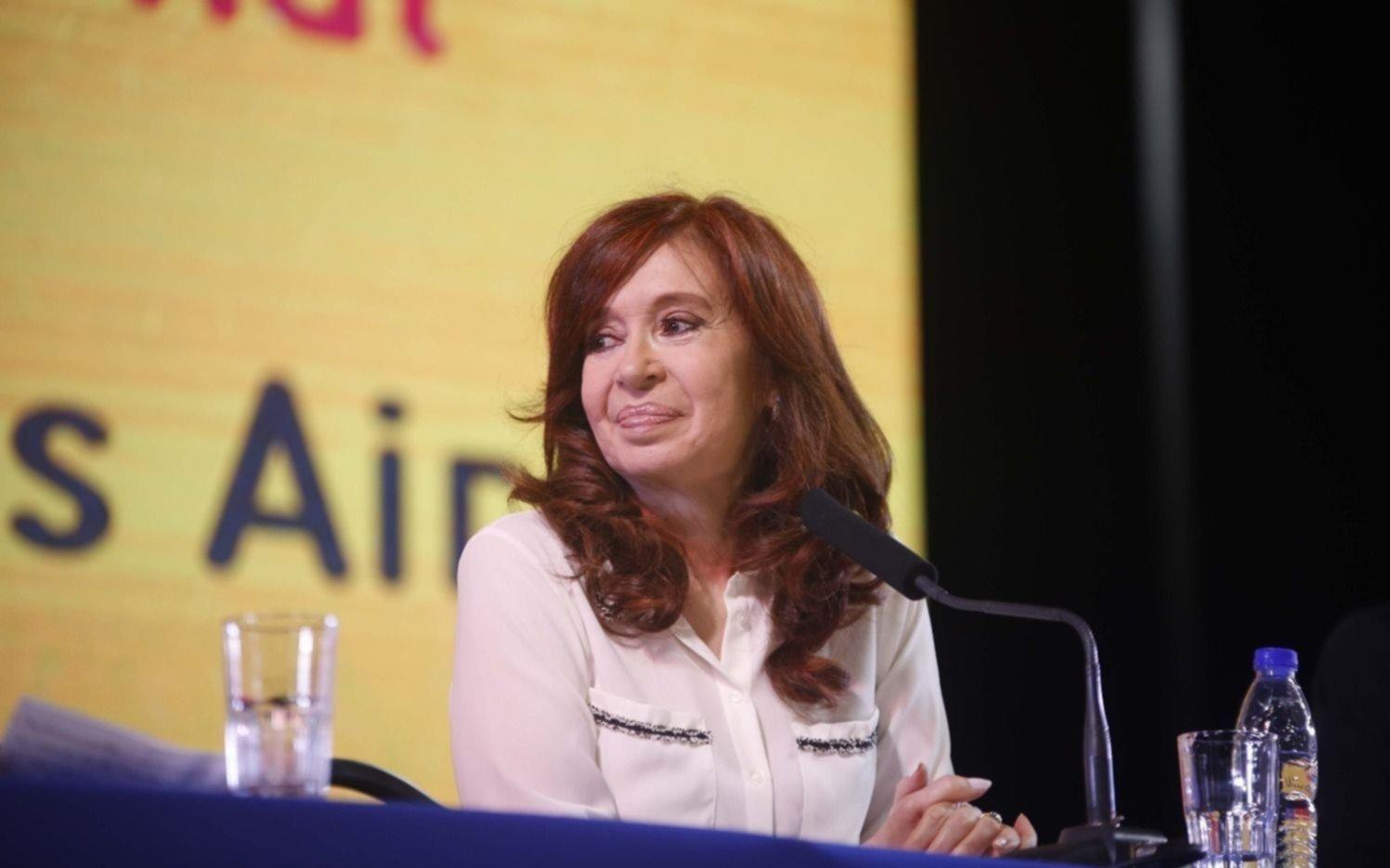 Internacionales: Fernández, candidata a la Vicepresidencia argentina