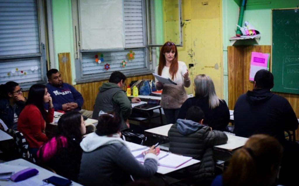 La educación para adultos, un servicio indispensable