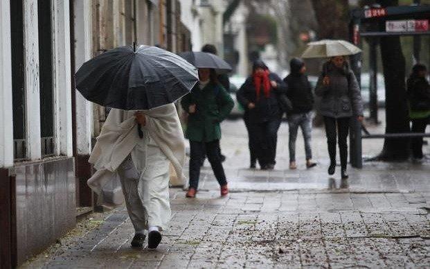 En guardia por la lluvia: esperan unos 200 milímetros en 7 días