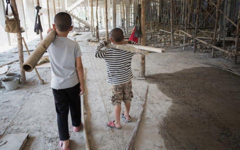 Erradicar el trabajo infantil