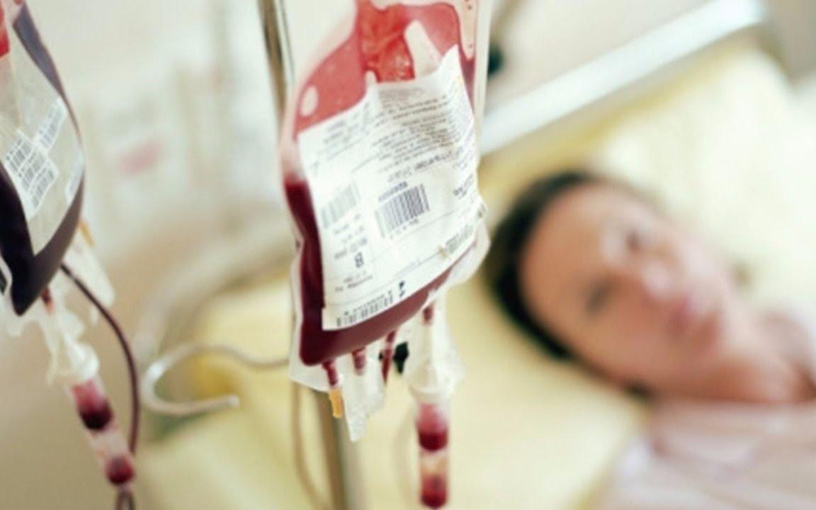 Cada dos minutos un argentino recibe una transfusión
