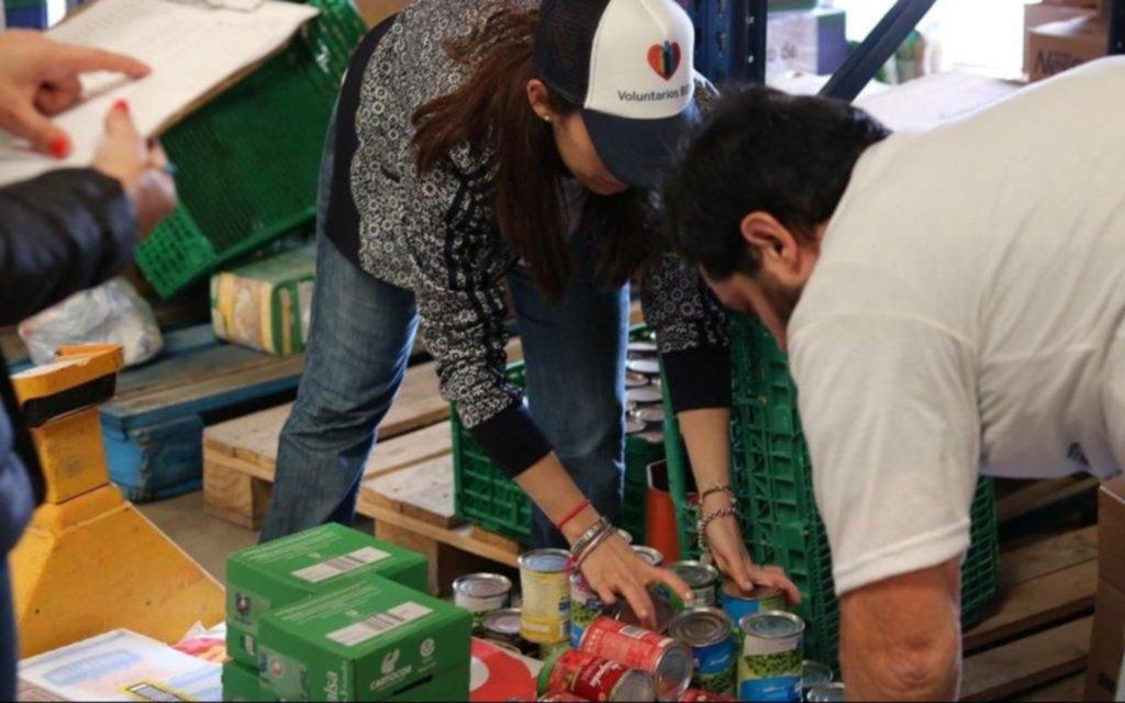 Fuerte aumento de los sitios de distribución de alimentos locales