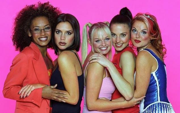 Paramount reunirá a las Spice Girls en una cinta de animación