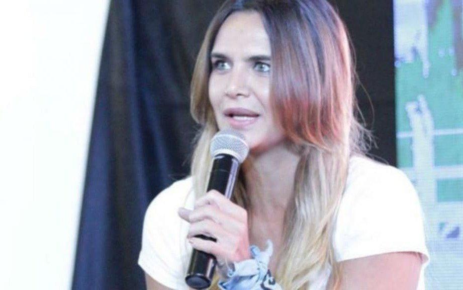Amalia Granata negó que su partido apoye al economista Espert