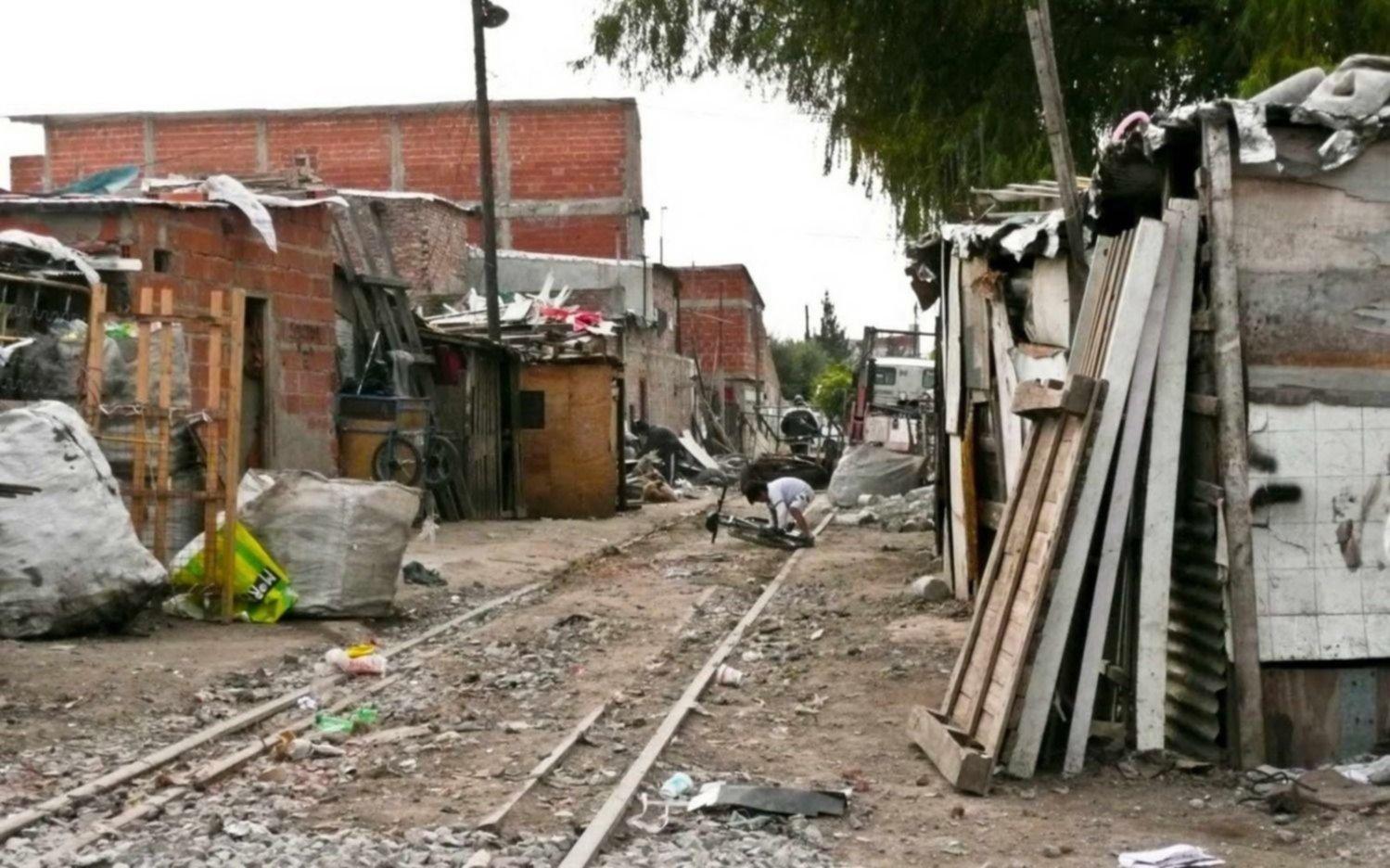"""La pobreza en Argentina """"se encuentra en valores cercanos al 35%"""" dijo la UCA"""