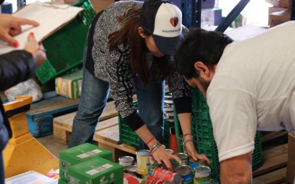 Siguen las iniciativas solidarias para ayudar a los que menos tienen