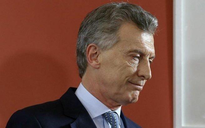 """Macri: """"Las retenciones tienen que desaparecer"""""""