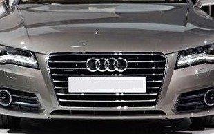 Sale el Audi A8, un supercoche deportivo