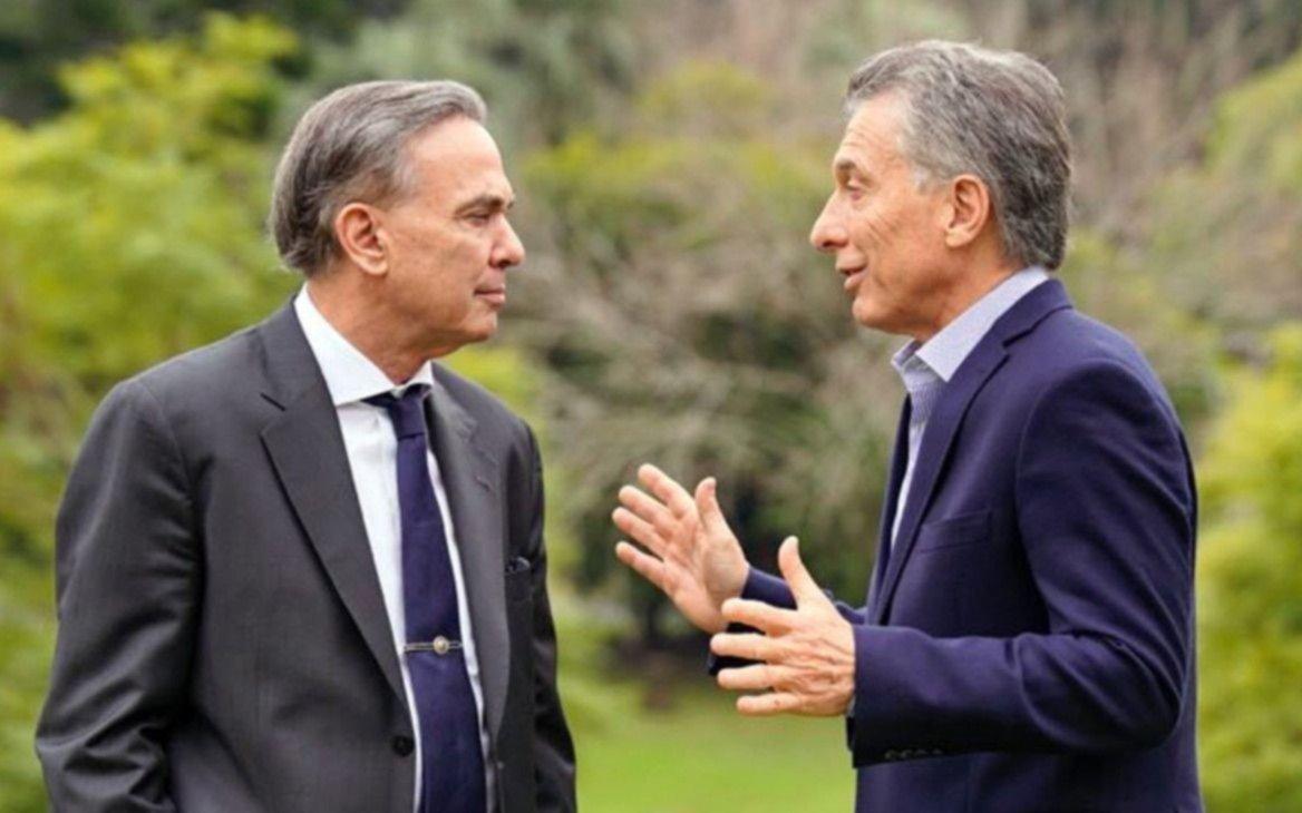 La Mesa Política Sindical dio su apoyo a la fórmula de Macri y Pichetto