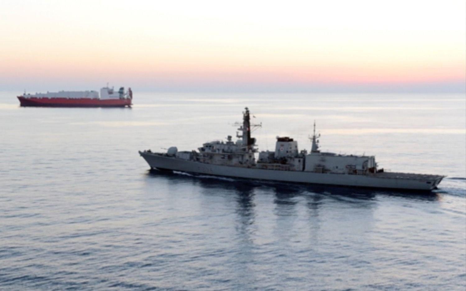 Londres presiona a Irán para recuperar el petrolero capturado