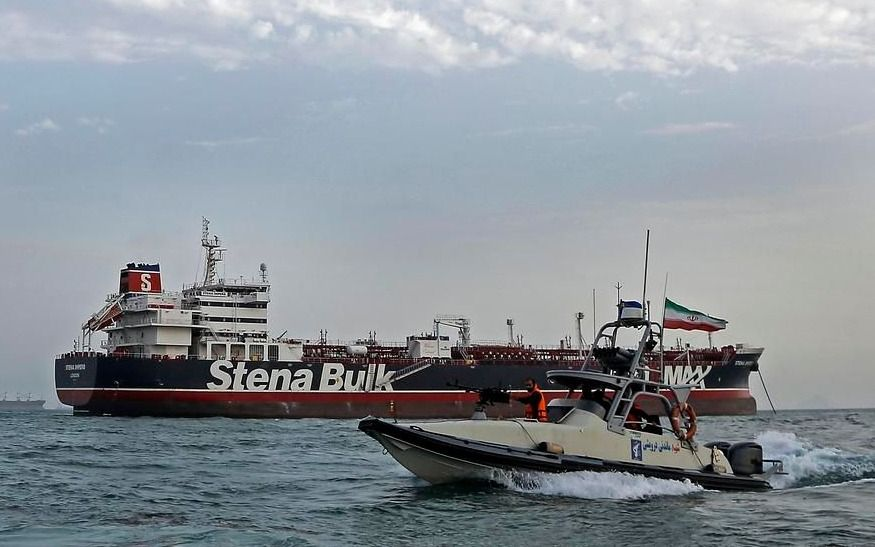Crean fuerza para proteger a petroleros en el Golfo