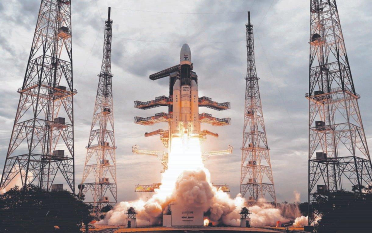 La India se suma a las visitas a la Luna para explorar su polo sur