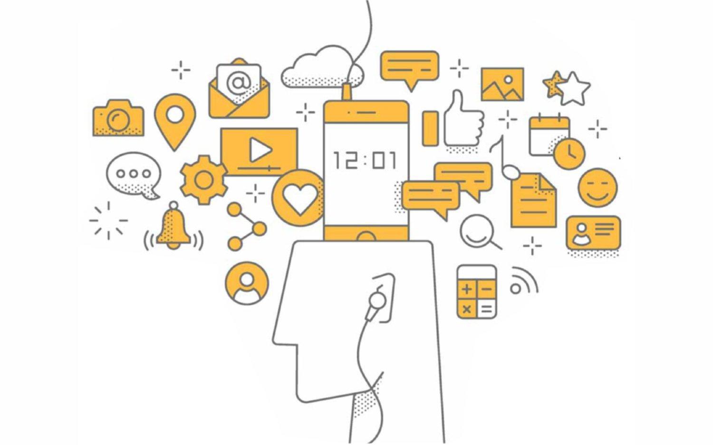 Cerebro online: pros y contras de las nuevas tecnologías