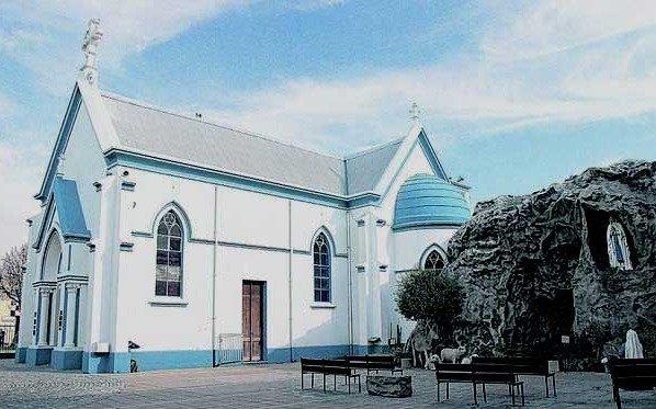 La parroquia de 19 y 38 cumple 70 años de vida