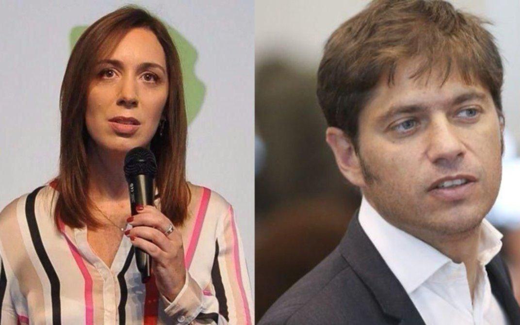 Vidal y Kicillof preparan encuentros con intendentes y candidatos