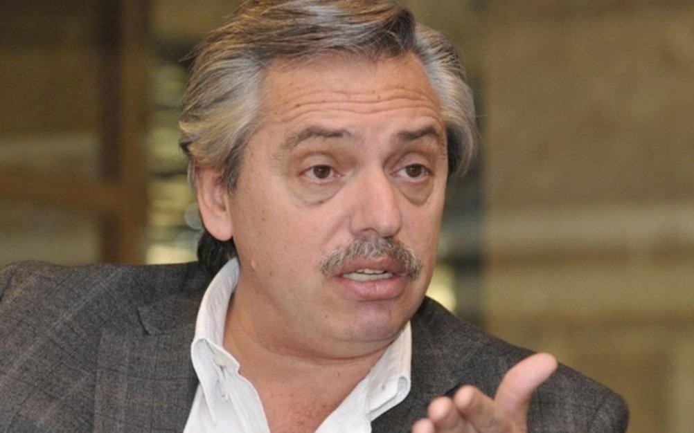 "Alberto F. promete ""no cerrar la economía"""