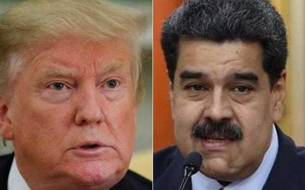 """El gobierno de Trump habla a """"muy alto nivel"""" con funcionarios de Venezuela"""