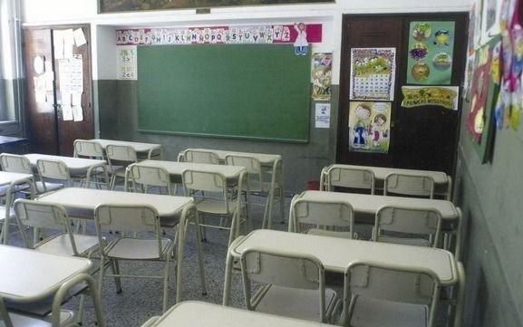 La Escuela 45 a la que fue René Favaloro, sin clases por riesgo edilicio