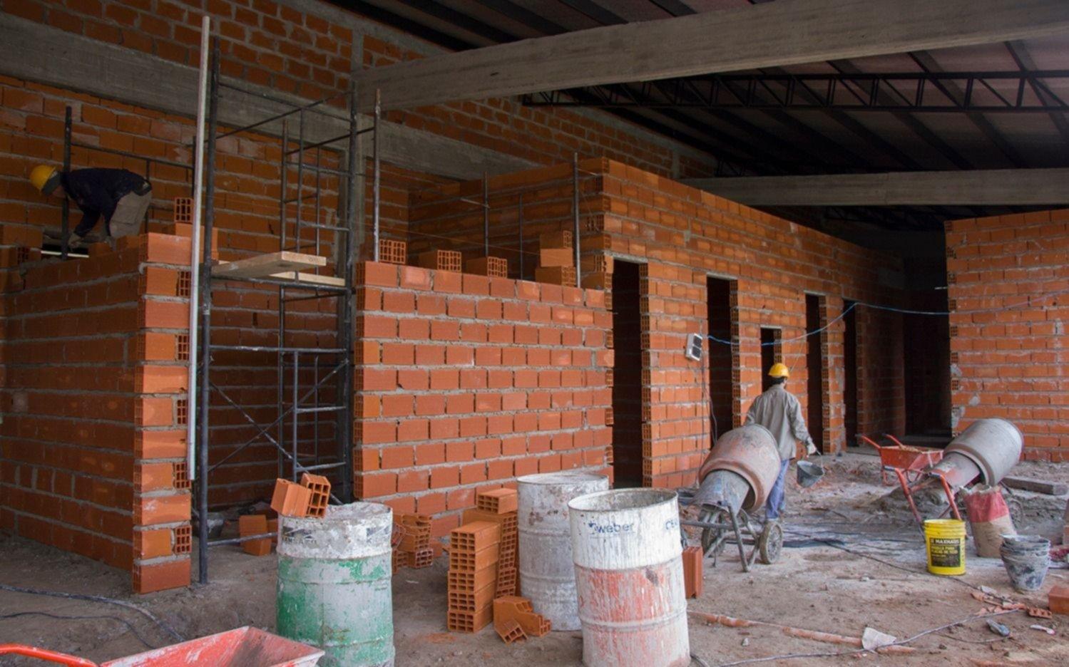 Construir desde el pozo cuesta un 20% menos en dólares en nuestra región