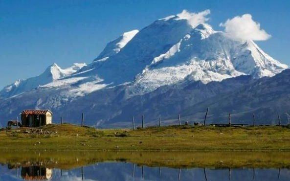 Extraen muestras de hielo de nevado peruano para estudiar cambio climático