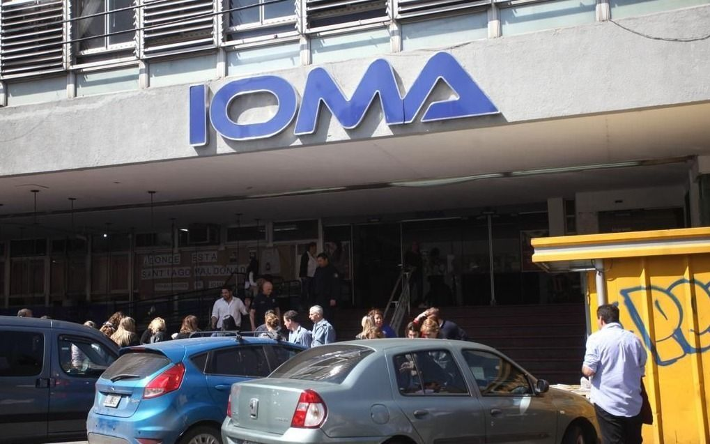 Médicos retoman la atención a los afiliados de IOMA de Berisso y el interior provincial
