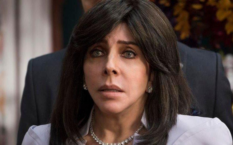 ¿Verónica Castro se casó con una conductora hace veinte años?