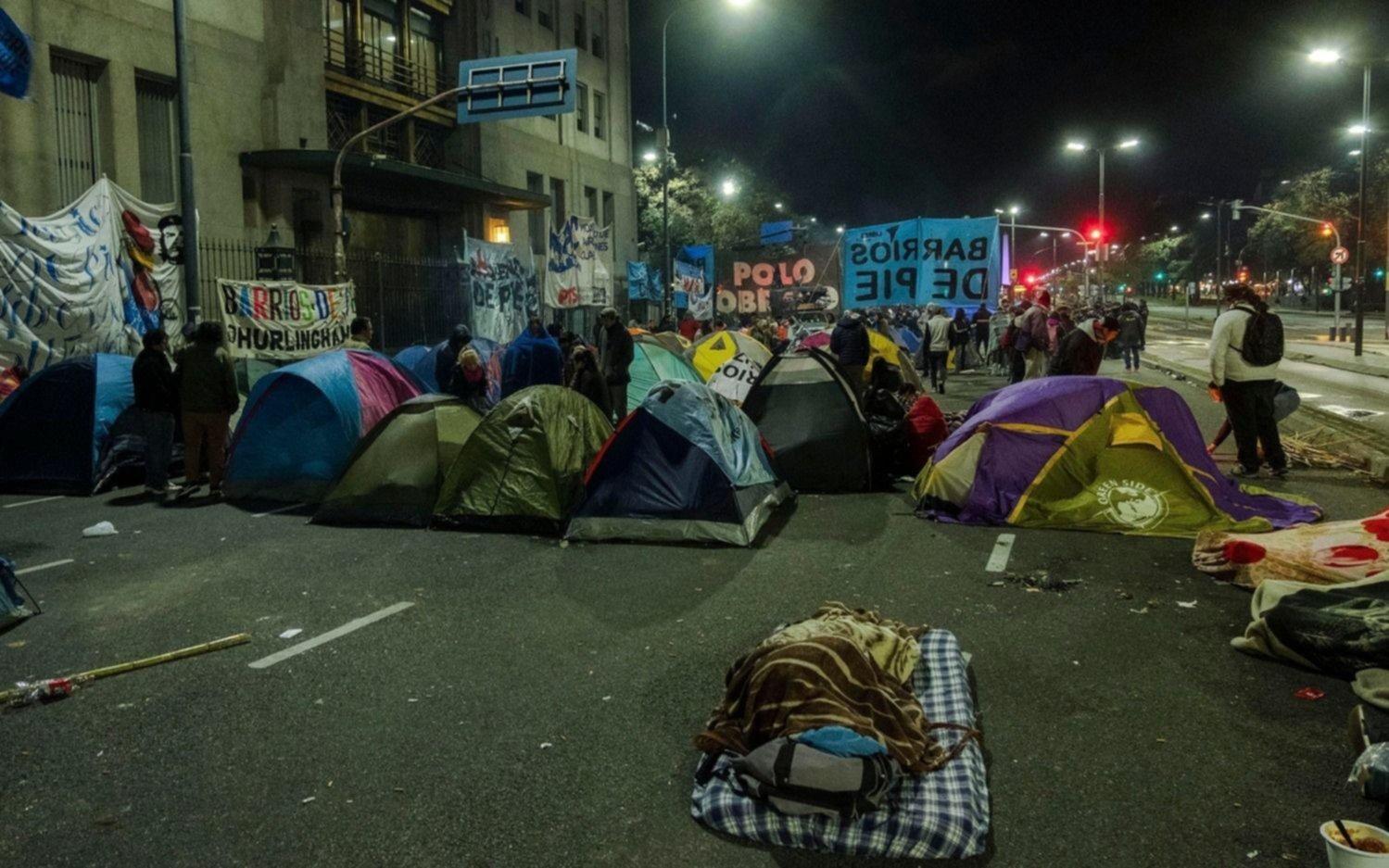 La protesta social crece en medio de la puja electoral
