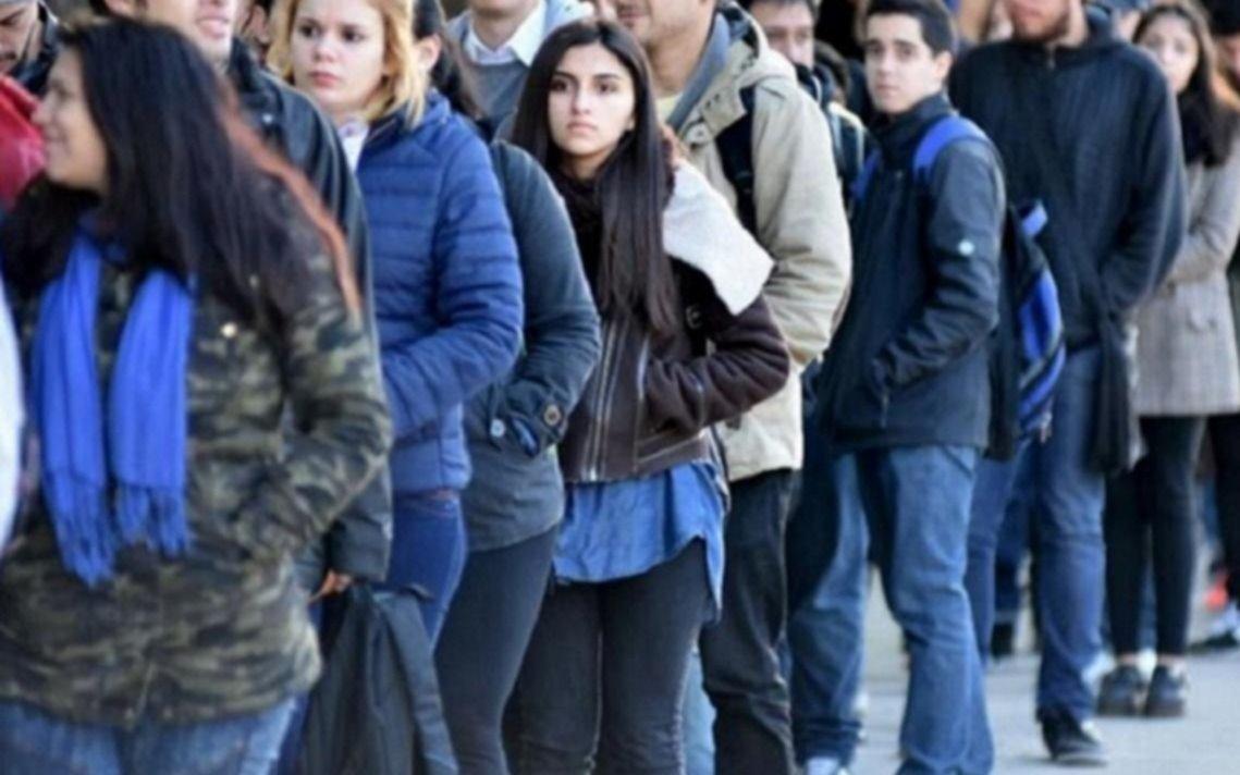 Aumentó a 10,6% el desempleo y en la Región afecta a 46 mil trabajadores