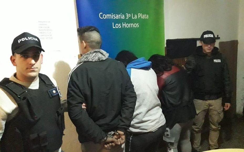 """Cayeron otros tres sobrinos del """"hornero"""" José Luis Auge"""