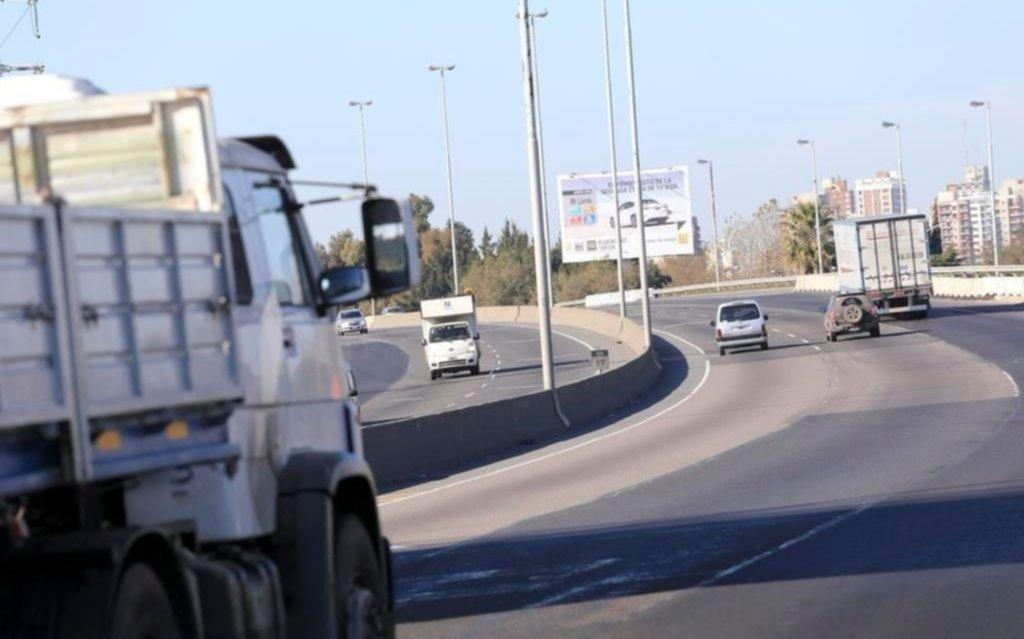 La Autopista, como insólito escenario contra automovilistas