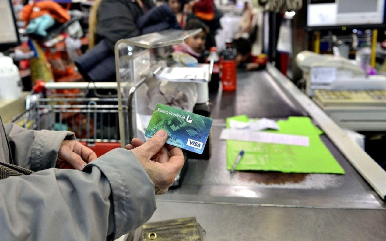 Descuentos con las tarjetas del Provincia en supermercados