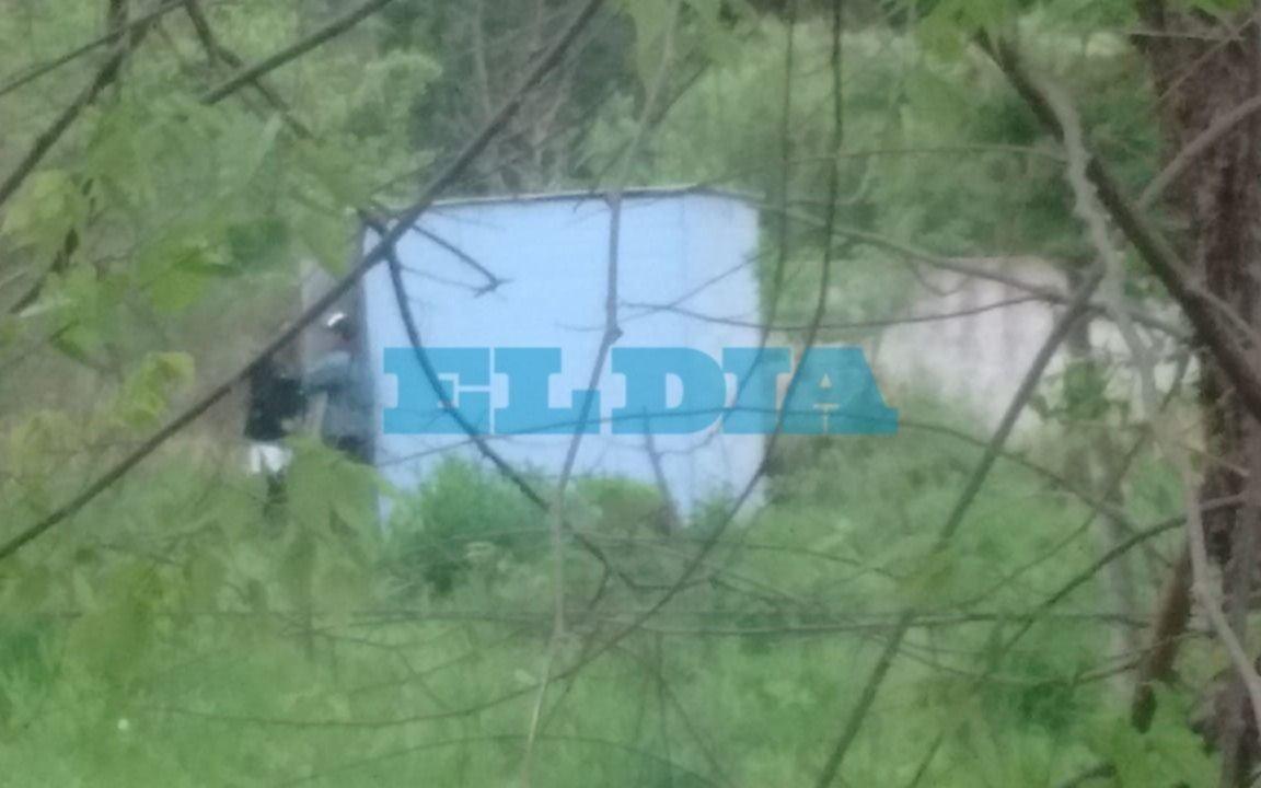 El alerta vecinal por las usurpaciones de terrenos ahora se trasladó a Villa Elisa
