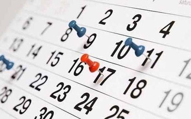 """Se conoció el calendario de feriados 2020: habrá tres jornadas """"puente"""""""