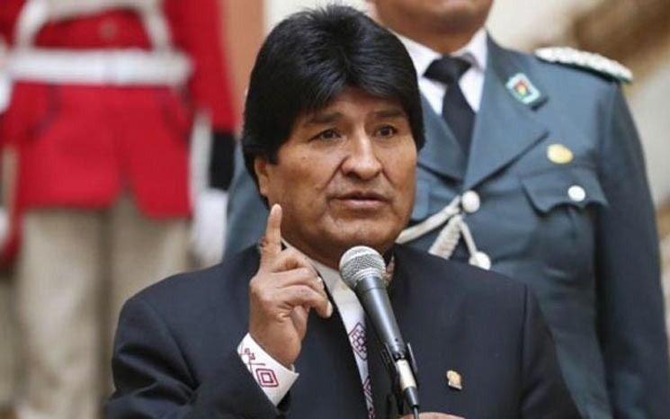 Bolivia vota y Evo Morales va por otro mandato
