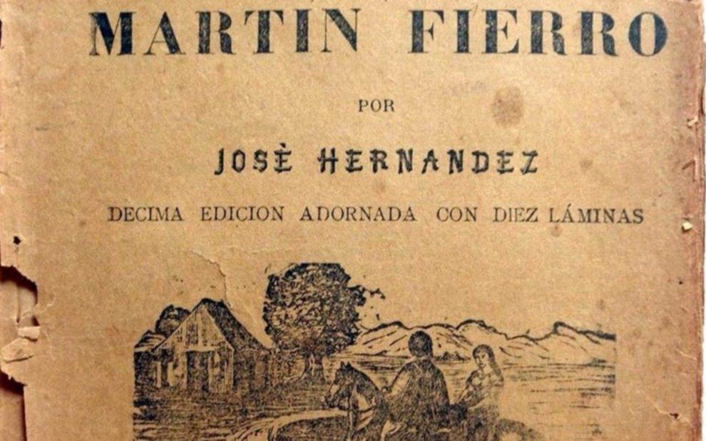 Presentan en la Ciudad las obras completas de José Hernández