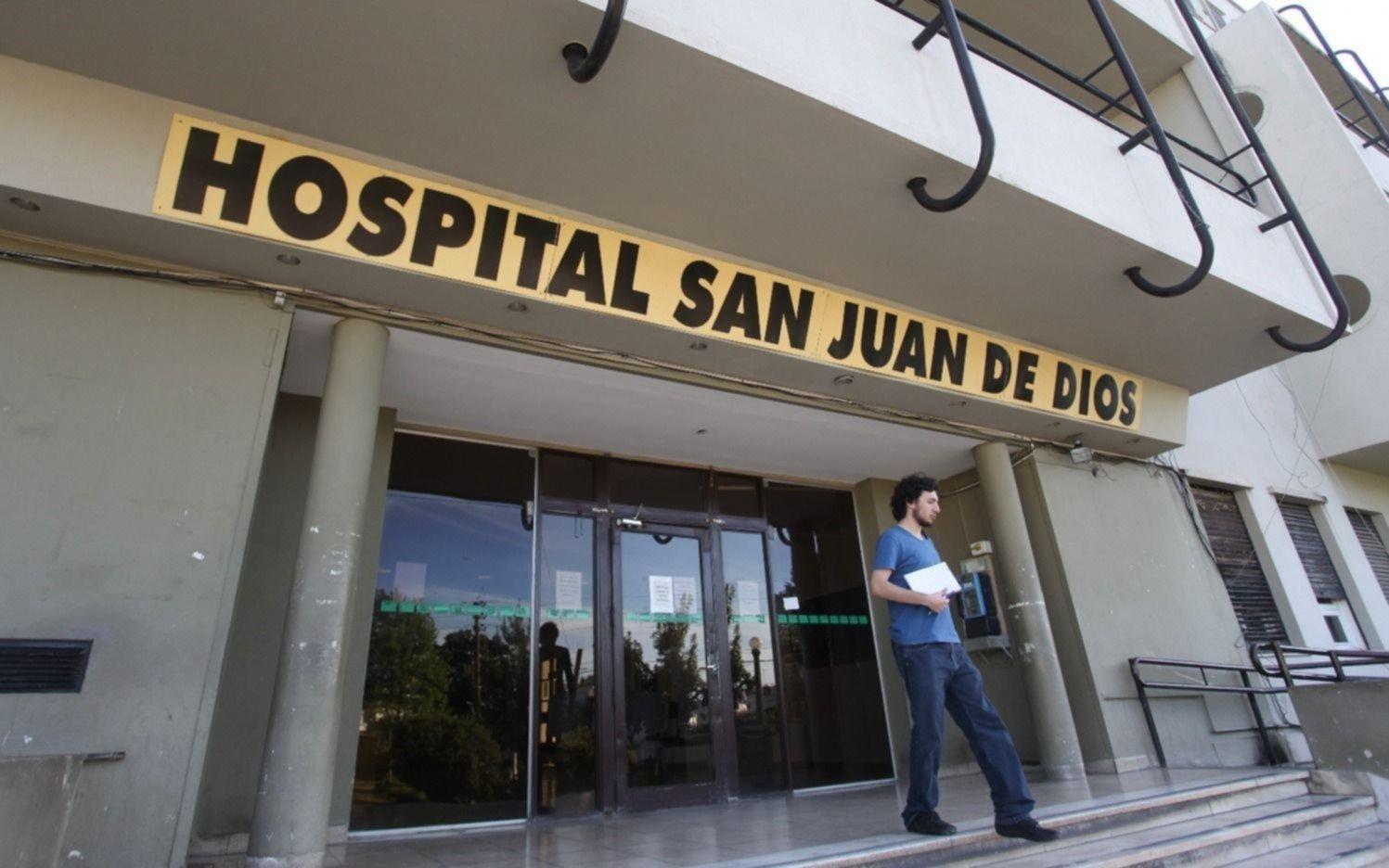 Con distintas actividades celebran los 142 años del hospital San Juan de Dios