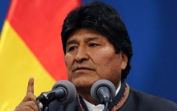 Las incógnitas de Evo en México