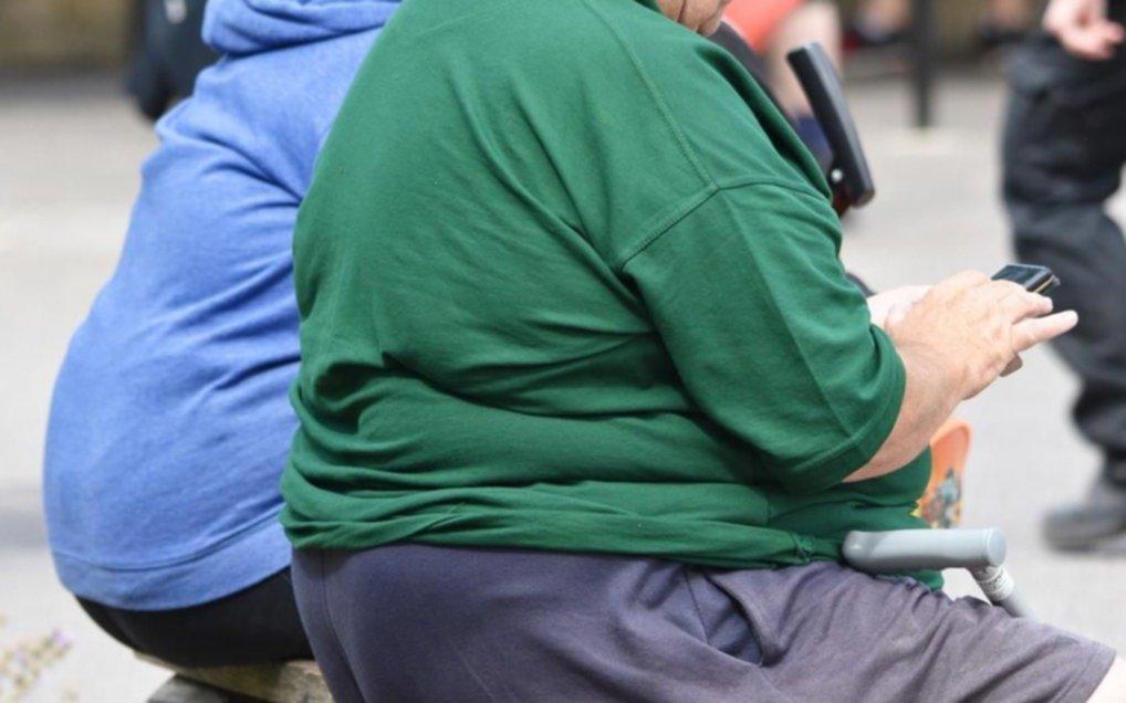 La obesidad de adultos en Latinoamérica se ha triplicado en 40 años