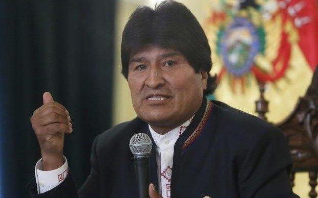 """Evo Morales dijo que Alberto Fernández """"le salvó la vida"""""""