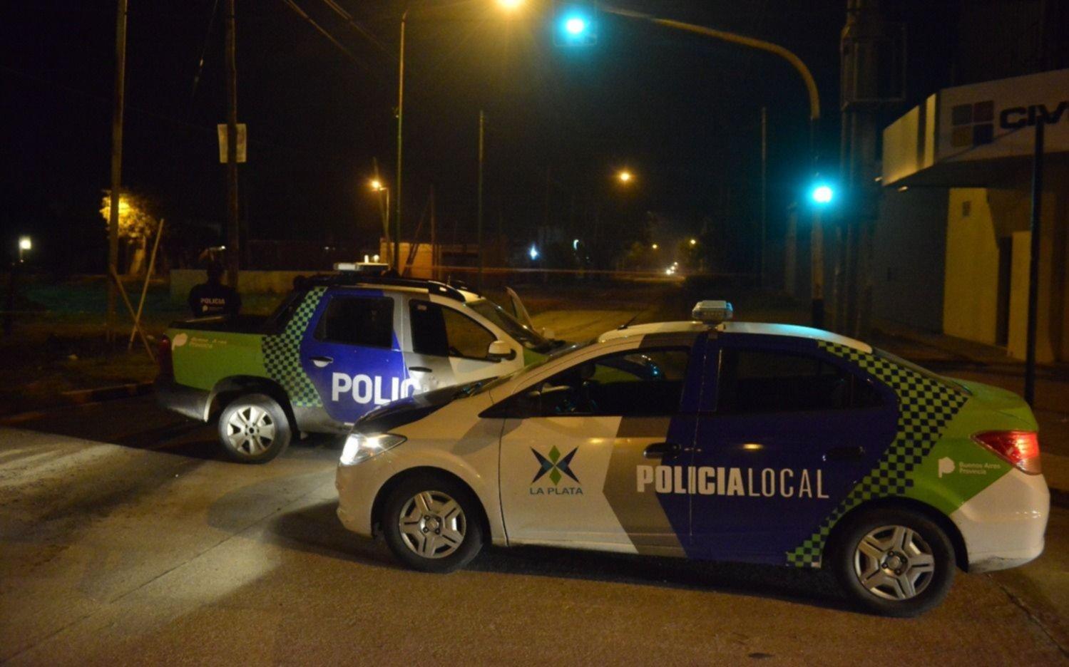 Dos peleas de fin de semana dejaron tres heridos de bala en Aeropuerto y Etcheverry