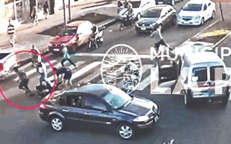 Hartos del delito: ahora hizo de justiciero un empleado de una cervecería en City Bell