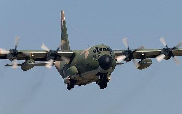Chile intensifica la búsqueda del avión militar desaparecido