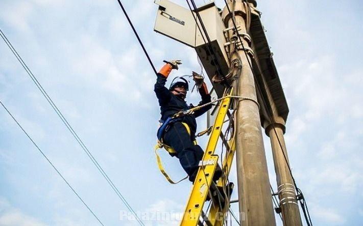 Cortes programados para hoy en el servicio de energía eléctrica de la Ciudad
