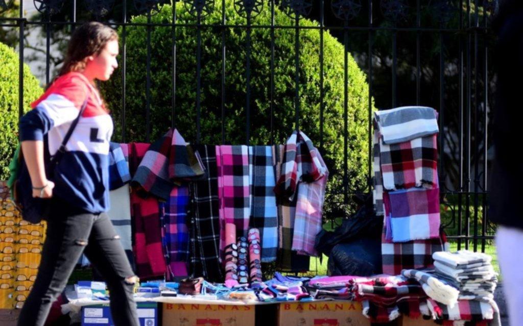 La Ciudad ante un nuevo desborde de la venta ambulante