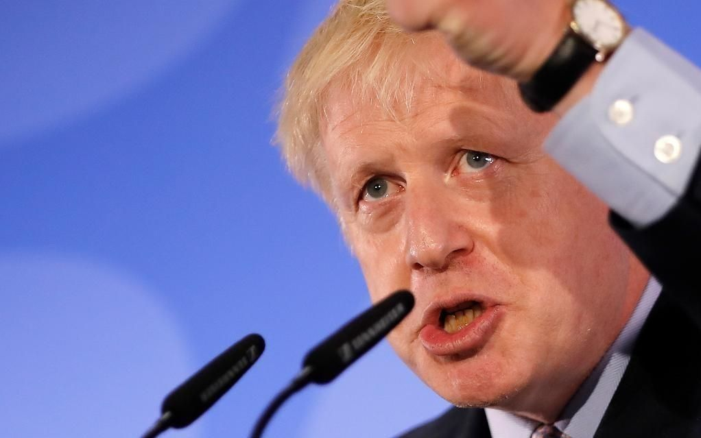 Ahora Johnson se pasea por los ex bastiones del laborismo