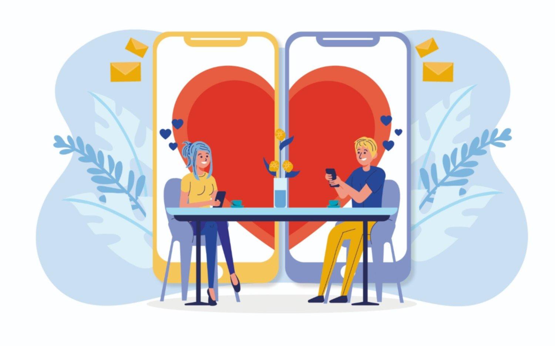 Ellas, protagonistas del amor y los encuentros virtuales