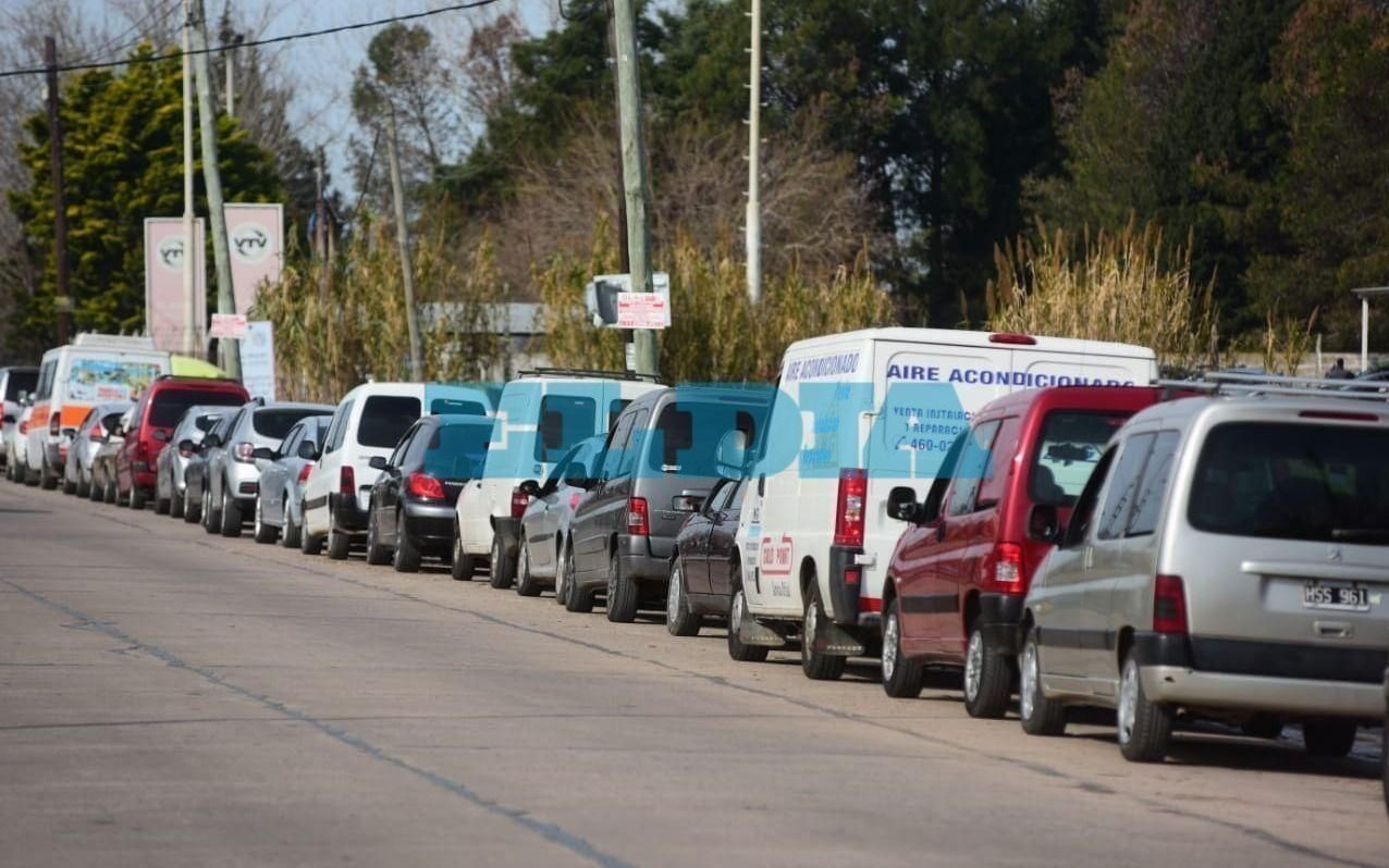 """Por el """"padecimiento"""" en la VTV presentaron una denuncia local"""
