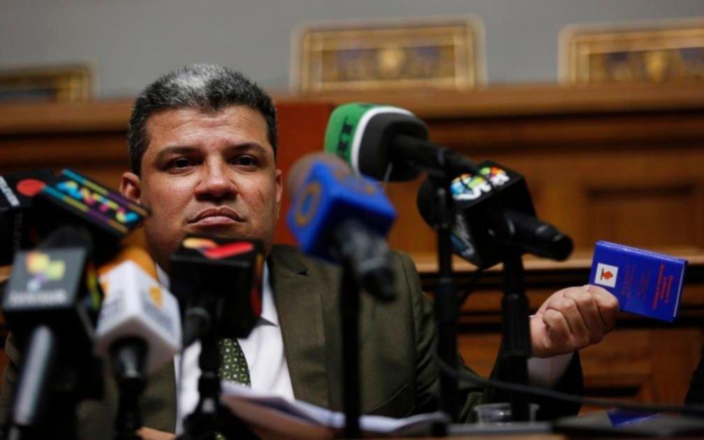 EE UU pone en su lista negra a 7 diputados de Venezuela